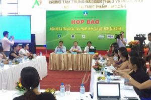 Hội chợ cá tra và các sản phẩm thủy sản Việt Nam sẽ diễn ra vào ngày 06/10 tại Hà Nội