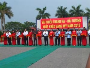 Tưng bừng lễ hội vải thiều Thanh Hà lần thứ nhất