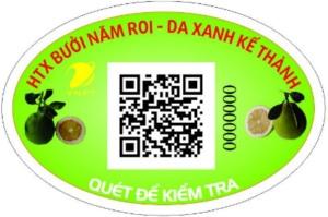 Triển khai ứng dụng tem điện tử xác thực nguồn gốc trái cây
