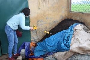 Biến rác thải hữu cơ thành phân hữu cơ vi sinh
