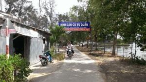 Sức bật từ xã nông thôn mới
