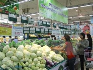 Thêm 38 điểm bán hàng vào Chuỗi an toàn thực phẩm tại Tp. Hồ Chí Minh