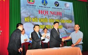 MM Mega Market ký hợp đồng tiêu thụ heo VietGAP tại Đồng Nai